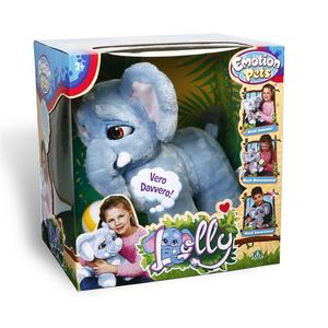 Giocattolo Emotion Pets. Lolly L'Elefantino Giochi Preziosi 0