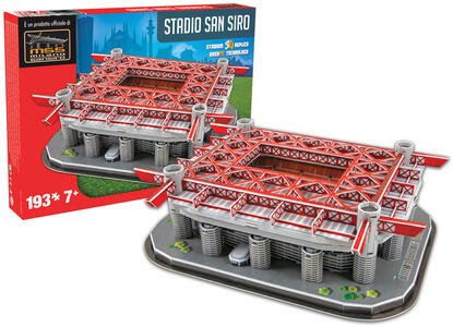 Puzzle 3D Stadio Milan