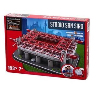 Puzzle 3D Stadio Milan - 3