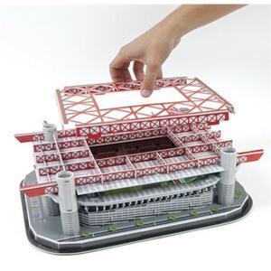 Puzzle 3D Stadio Milan - 10
