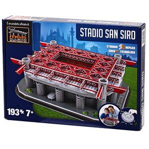 Foto di Puzzle 3D Stadio San Siro, Giochi e giocattoli 0