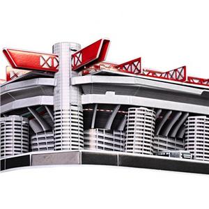 Giocattolo Puzzle 3D Stadio San Siro Giochi Preziosi 2