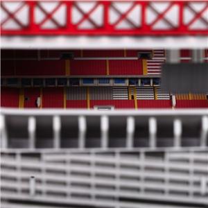 Giocattolo Puzzle 3D Stadio San Siro Giochi Preziosi 4