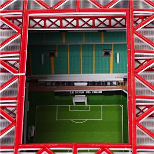 Giocattolo Puzzle 3D Stadio San Siro Giochi Preziosi 5