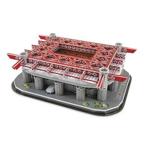 Giocattolo Puzzle 3D Stadio San Siro Giochi Preziosi 9