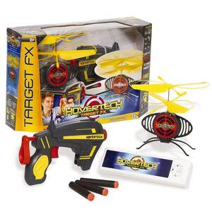 Giocattolo Hovertech. Target Fx. Drone Volante con 1 Pistola e 3 Dardi Giochi Preziosi 0