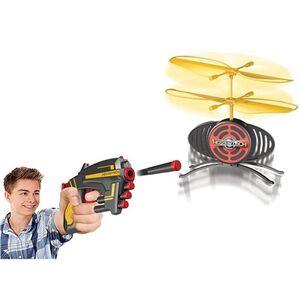 Giocattolo Hovertech. Target Fx. Drone Volante con 1 Pistola e 3 Dardi Giochi Preziosi 2