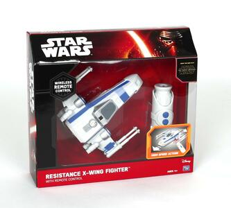 Star Wars. Episodio VII. X-Wings Simple Direct Cm Infrarossi - 2