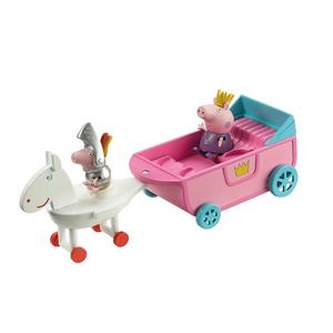 Giocattolo Peppa Pig. La Carrozza Reale Giochi Preziosi 0