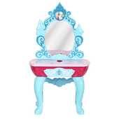 Giocattolo Frozen. Magica Specchiera Vanity Con Accessori Giochi Preziosi