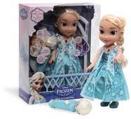 Giocattolo Frozen. Elsa Canta Con Te. Karaoke Giochi Preziosi