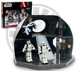 Star Wars. Kit Assemblabile di Carta. Morte Nera - 2