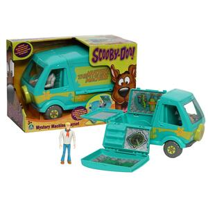 Scooby Doo. Mystery Machine con Fred