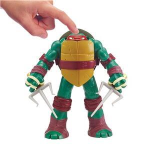 Turtles, Personaggio Gigante Head Dropping Raffaello - 3