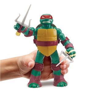 Turtles, Personaggio Gigante Head Dropping Raffaello - 5