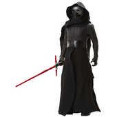 Giocattolo Star Wars Il Risveglio della Forza, Personaggio Gigante Kylo Ren Giochi Preziosi