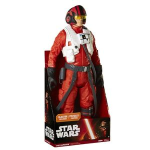 Giocattolo Star Wars Il Risveglio della Forza, Personaggio Gigante Poe Dameron Giochi Preziosi 3