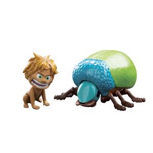 Giocattolo Il Viaggio di Arlo. Spot e Beetle (The Good Dinosaur) Giochi Preziosi 0