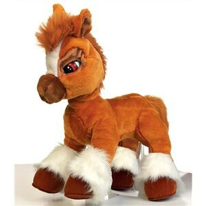 Peluche Toffee Pony
