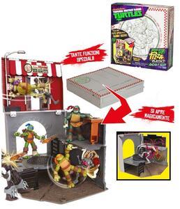 Ninja Turtles. Playset pizza - 6