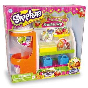 Shopkins. Playset Fruttivendolo - 10