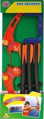 Arco 2 corde con frecce soft