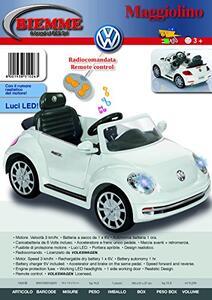 Macchina Elettrica per Bambini 6V Speedstar Rosso - 4