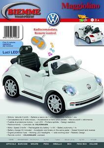 Macchina Elettrica per Bambini 6V Speedstar Rosso - 7