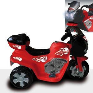 Moto Elettrica per Bambini 6V Moto Sprint Rossa