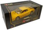 Bburago Gold 1/18 Ferrari Testarossa Giallo 3004 Diecast