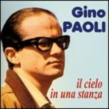 Il cielo in una stanza - CD Audio di Gino Paoli