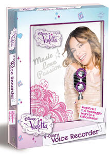 Violetta. V-Diary Voice Recorder