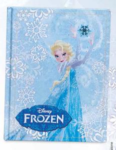 Cartoleria Diario Frozen Light-Up Auguri Preziosi