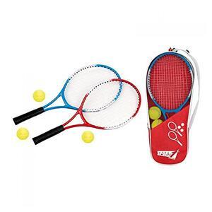 Tennis Set 2 Players. 2 Racchette Cm. 59 + 3 Palle