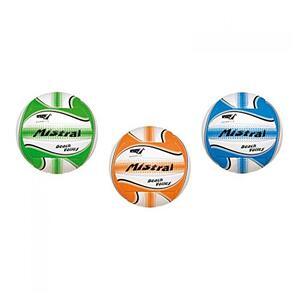 Beach Volley Mistral In Cuoio Sintetico. 3 Colori Assortiti - 2