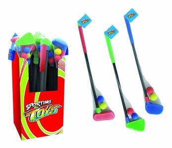 Mazza Da Golf Con Palle Soft - 3