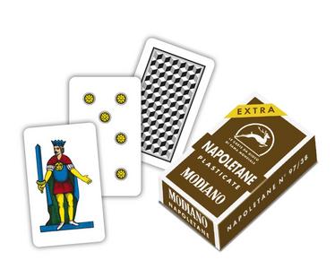 Giocattolo Carte da gioco Napoletane 97/38 Modiano