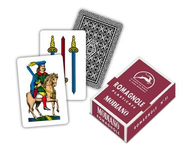 Carte da gioco Romagnole 51