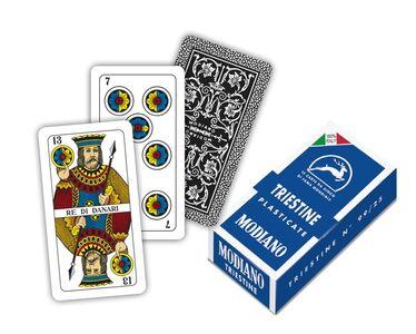 Giocattolo Carte da gioco Triestine 99/25 Modiano