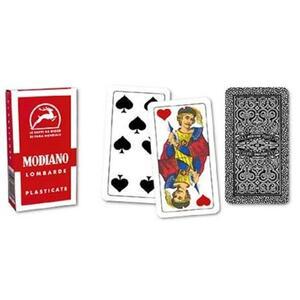 Carte da gioco lombarde - 3