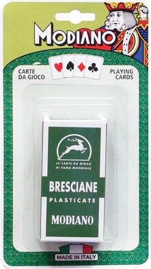 Carte da gioco bresciane