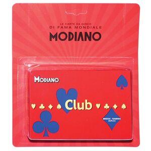 Giocattolo Carte da gioco Ramino doppio blister Modiano 0