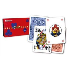 Giocattolo Carte da gioco Ramino doppio blister Modiano 1