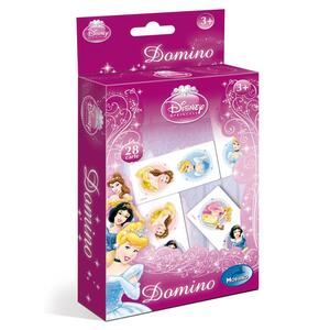 Domino Principesse Disney Modiano