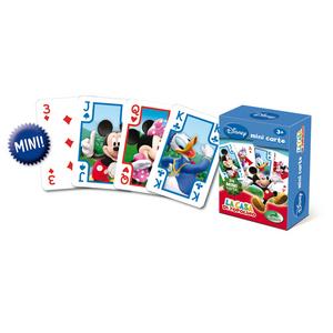 Giocattolo Mini Carte da gioco La Casa di Topolino Modiano Modiano 1