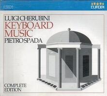 Capriccio Ou Etude Pour Le Fortepiano - CD Audio di Luigi Cherubini