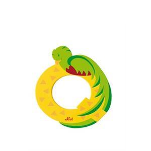 Lettera Q Quetzal - 2
