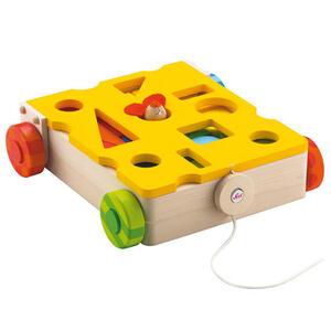 Sevi 81675 - Cubetti Topino in legno