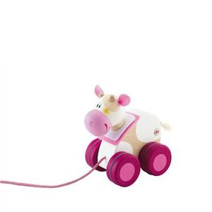 Giocattolo Mini Trainabile Mucca Sevi 0