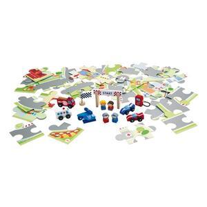 Puzzle Formula 1 con miniature - 3
